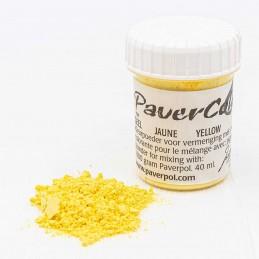 Pigment Pavercolor żółty 40ml