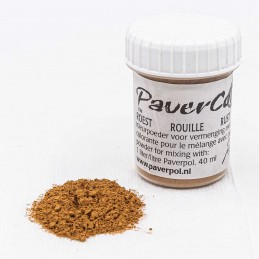 Pigment Pavercolor rdza 40ml