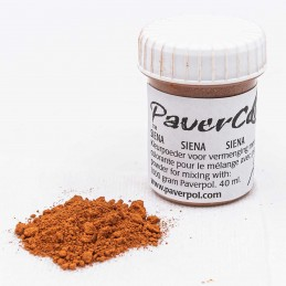 Pigment Pavercolor siena 40 ml