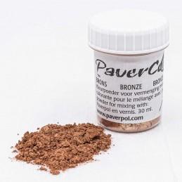 Pigment Pavercolor brązowe...