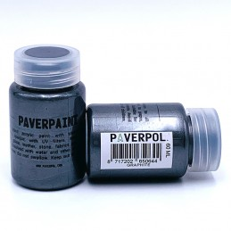 Farba metaliczna Paverpaint...